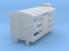 HOe-wagon05 - Openwork wagon crate 3d printed