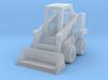 Bobcat Loader (1:400 Scale) 3d printed