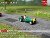 Lotus Seven (British N 1:148) 3d printed