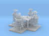 O Scale Friendly Game 3d printed This is a render not a picture