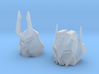 {EARLY BIRD DISCOUNT} Bludgeon/Slipstream Heads 2- 3d printed