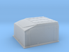 1/35 Helmet Hardtop for M1101 and M1102 trailers M 3d printed