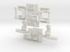 Y-Wing Studio Scale Greeblie Set - Middle Forward 3d printed