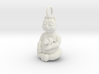 Cat and Mouse Buddha 3d printed