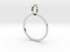 Charm Ring 16.00mm 3d printed