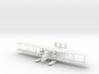 1:200 Scale Zeppelin Staaken Type L 3d printed