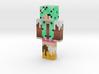 karen_basila | Minecraft toy 3d printed