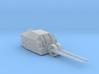 """1/128 DKM 15cm/48 (5.9"""") Tbts KC/36T Gun x1 3d printed 1/128 DKM 15cm/48 (5.9"""") Tbts KC/36T Gun x1"""