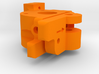XL - Extruder oben 3d printed