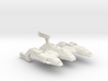 3125 Scale Lyran Siberian Lion Space Control Ship 3d printed