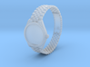 Rolex Datejust Watch 1:6 scale 3d printed