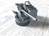 1/72 6-pdr (57mm)/7cwt QF MKIIA Aft (MTB) 3d printed 3D render showing product detail