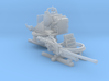 1/128 6-pdr (57mm)/7cwt QF MKIIA Fore (MTB) 3d printed 1/128 6-pdr (57mm)/7cwt QF MKIIA Fore (MTB)