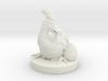 Gargwa Sitting (Large Beast) 3d printed