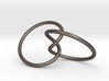 Steel Tritangentless Trefoil Knot 3d printed