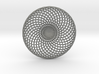 0163 Torus of Doubly Twisted Strips (n=32, d=15cm) 3d printed