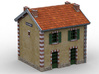C-NgPLM2-01 - Small French train station 3d printed