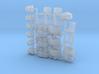 Toasty Bucketheads (x7) 3d printed