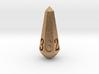 Obelisk dice numbered (d4 or d6) 3d printed