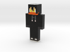 (1) | Minecraft toy 3d printed
