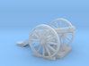 Cannon-1 (HO) 3d printed Part # CN-001