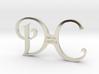 DC logo 3d printed Customized Logo