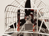 """Airboat in 1/87 - Part 2: Engine, prop, exhaust 3d printed Airboat """"Airranger"""" with decals and photo-etched parts"""