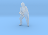 S Scale Guitar Player 3d printed This is a render not a picture