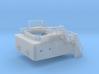 Superstructure V63 1/144 fits Harbor Tug 3d printed