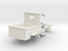 C-Cab Pickup Truck Slot Car body for T-Jet Chassis 3d printed