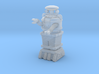 .75 inch tall HO scale Bot 3d printed