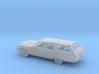 1/87 1975-78 Chrysler Imperial Town & Country Kit 3d printed
