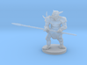 Bugbear with a Lance 3d printed