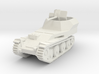 Flakpanzer 38 t scale 1/87 3d printed