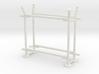 10' Fence Frame - 45 deg L/Out (2 ea.) 3d printed Part # CL-10-003