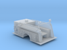FC Series Fire Engine Bed 1-87 HO Scale 3d printed