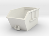 Absetzcontainer Absetzmulde 1:160 Spur N 3d printed