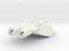 Cruiser spacecraft 3d printed