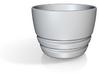Greek / Turkish Coffee Cup 3d printed