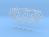 Keys Holder 3d printed