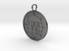 Haagenti Medallion 3d printed