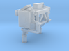 N Scale Reading T1 Air Compressors 3d printed