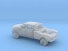 1/160 2009-18 Dodge Ram Crew Cab ToyHauler Kit 3d printed