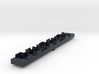 NHTC - VR Hitachi T Car Dummy Chassis - N Scale 3d printed
