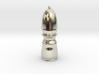 Bishop White - Bullet Series 3d printed