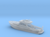 Yacht Ver01. 1:150 Scale 3d printed