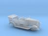 Unic L roadster 1922 - Ho 1:87 3d printed