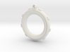 Knot-Aide Fishing Ring 3d printed