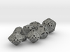 Premier Dice Set with Decader 3d printed