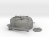 1-9th scale Sherman Turret parted 3d printed